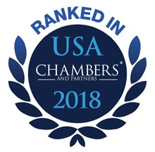 Photo for Chambers USA 2018 Ranks White and Williams as a Leading Law Firm