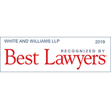Photo for Best Lawyers Recognizes Twenty White and Williams Lawyers