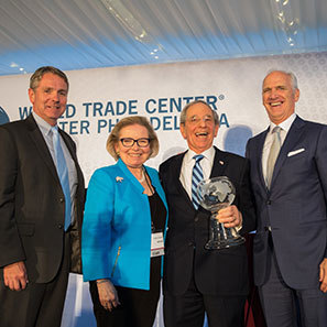 Photo of White and Williams Sponsors Annual World Trade Centers Day Awards