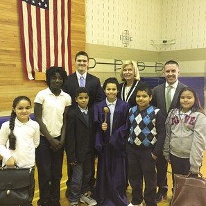 Photo of Law Week 2016: Lawyers Visit Adopted School for Law Day