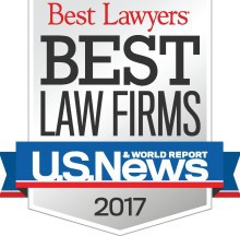"Photo for White and Williams Earns Tier 1 Rankings from U.S. News ""Best Law Firms"" 2017"