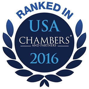 Photo of Chambers USA 2016 Ranks White and Williams as a Leading Law Firm